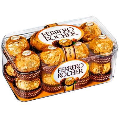 Конфеты Ferrero Rocher 200г т-16