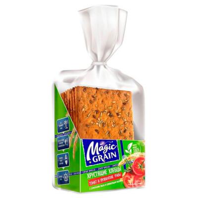Хлебцы Magic Grain 160г мультизлаковые хлебный спас