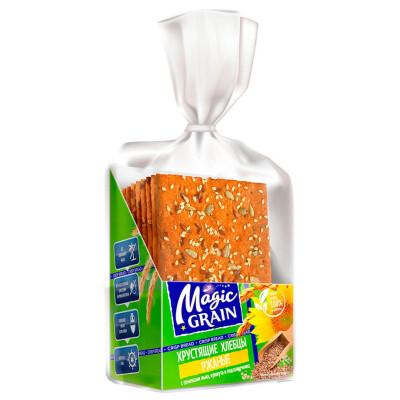 Хлебцы Magic Grain 160г ржаные хлебный спас