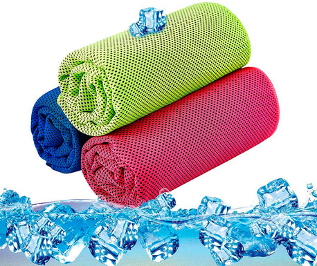 Полотенце Cool Power 90*30 см охлаждающее
