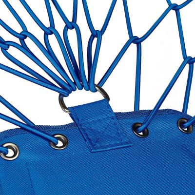 Стул раскладной Unigood 83x69x80см синий