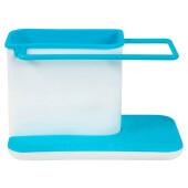 Органайзер для раковины Bradex вертикальный голубой tk 0401