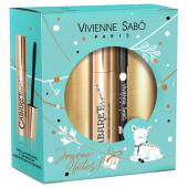 Набор подарочный Vivienne Sabo тушь для ресниц+карандаш для глаз мерси 301