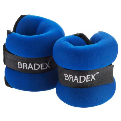 Утяжелители Bradex по 0,5 кг пара геракл sf 0014