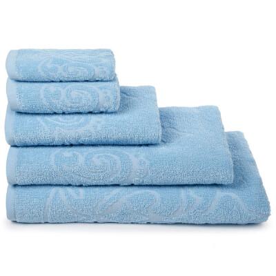 Полотенце махровое Romance 100*150 голубой