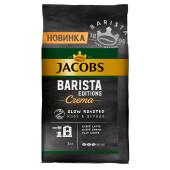 Кофе Jacobs1000г бариста крема зерно м/уп