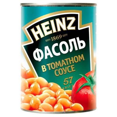 Фасоль Heinz 415г в томатном соусе