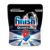 Таблетки для посудомоечных машин Finish Quantum 60шт
