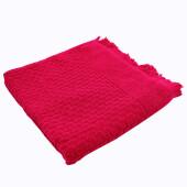 Полотенце Save&Soft махровое малиновый 70*140 см