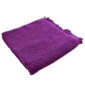 Полотенце Save&Soft махровое фиолетовый 50*90 см
