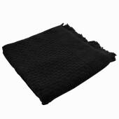 Полотенце Save&Soft махровое черный 50*90 см