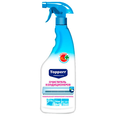 Очиститель Topperr 750мл д/кондиционеров