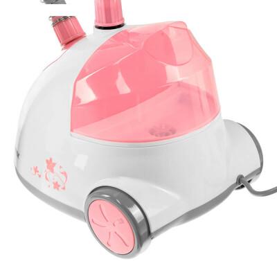 Отпариватель ceнтек розовый 2000вт 1.7л