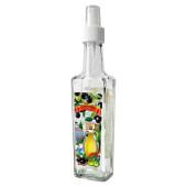 Бутылка для масла 250мл Larange кнопочный распылитель стекло 626-579