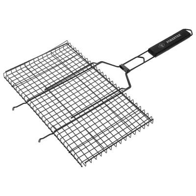 Решетка-гриль форестер 26*45см с антипригарным покрытием