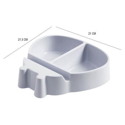 Емкость для продуктов Unigood 12*12см серая ea19076