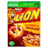 Готовый завтрак Nestle lion 230г
