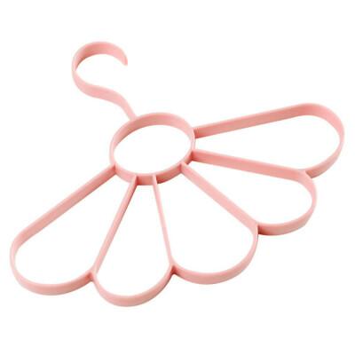 Вешалка для шарфов/платков/галстуков ТутПросто 29,5*24см светло-розовый uslj052603