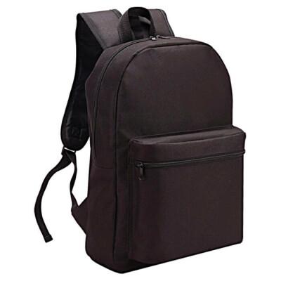 Рюкзак атмикс 42х10х29,5см черный 2105
