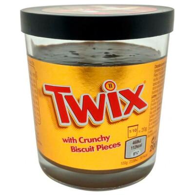 Паста шоколадная Twix 200г