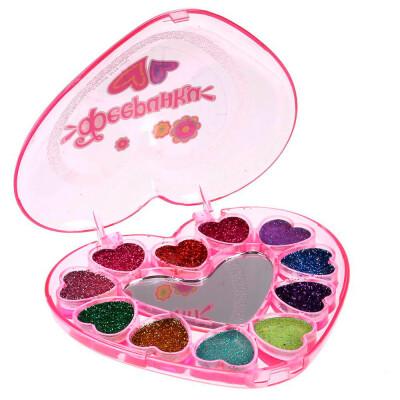 Косметика для девочек Милая Леди фееринки тени 295367