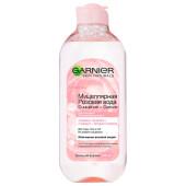 Мицеллярная вода Garnier 400мл розовая