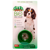 Биоошейник Good Neem для собак  с маслом дерева ним зеленый 65см антипаразитарный fg04104