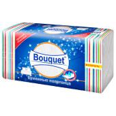 Полотенца бумажные Bouquet 75 листов 2-х слойные