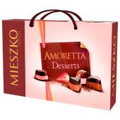 Конфеты Mieszko Amoretta десерт 276г в сумке