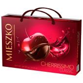 Конфеты Mieszko Cherrissimo Classic 285г вишня в алкоголе в сумке