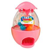 Яйцо-автомат Гамми Фрут 20г с жевательной резинкой конфитой