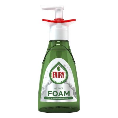 Пенка для мытья посуды Fairy 350мл