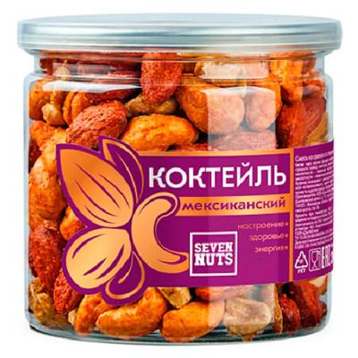 Ореховый коктейль Seven Nuts банка 200г мексиканский