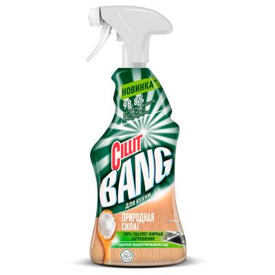 Средство Cillit Bang 450млдля кухниприродная силас содой