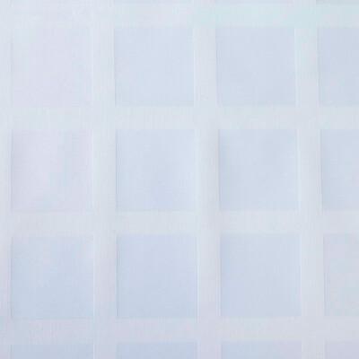 Скатерть Этель геометрия 150*200см белый водоотталкивающая