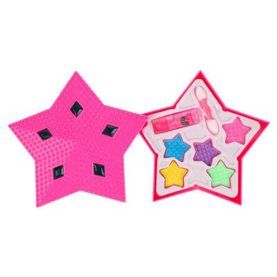 Косметика для девочек Милая Леди Barbie тени/помада 296024