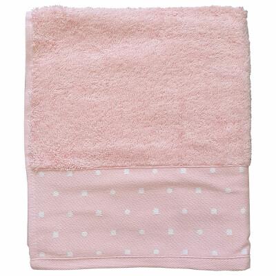 Полотенце махровое Лантана 051 50*80 розовый