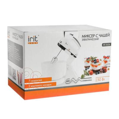 Миксер электрический Irit IR-5434