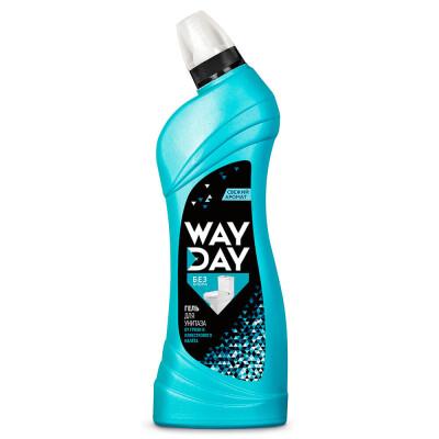Средство для унитаза Way Day 700мл эффект чистоты