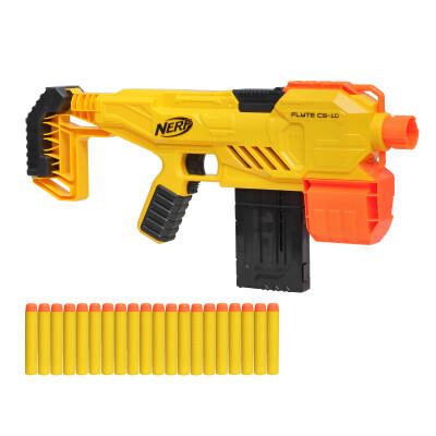 Оружие Hasbro Nerf альфа страйк рево cs 10 33529