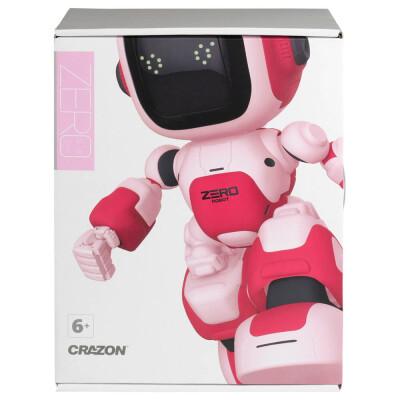 Робот Blue Well интерактивный д/у русский язык программируемый розовый 1csc20004044