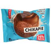 Печенье протеиновое Chikalab 60г глазированное шоколад
