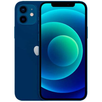 Смартфон Apple iPhone 12 256 гб синий