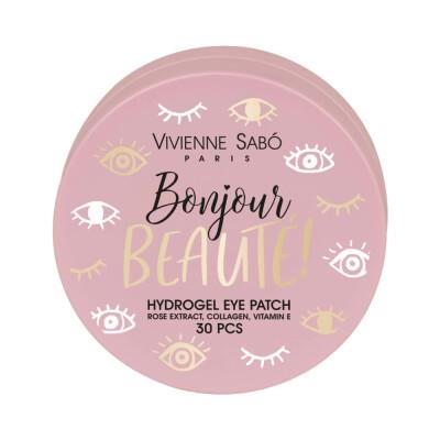Патчи для глаз Vivienne Sabo гидрогелевые 30шт