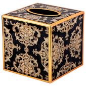 Шкатулка 13,5*13,5*13,5см Lefard коллекция тадж-махал д/салфеток 108-165
