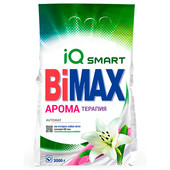 Стиральный порошок BiMax 3кг автомат Ароматерапия