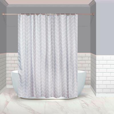 Штора для ванной 200*180см Master House полиэстер