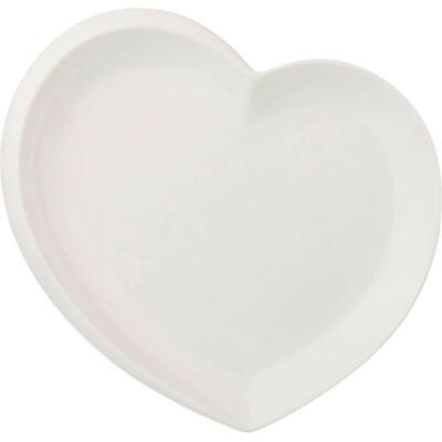 Тарелка 27*26*3,5см Lefard сердце 474-074