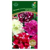 Цветы Петуния махровая многоцветковая тарт бонанза 10шт Поиск