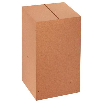 Ваза 16,34,5см Lefard коричневая глазурь 110-1026